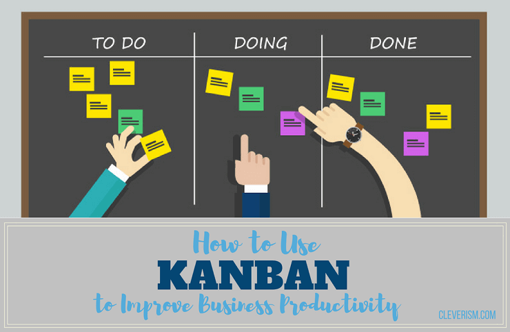 Best Kanban books to visualize your workflow and minimize waste