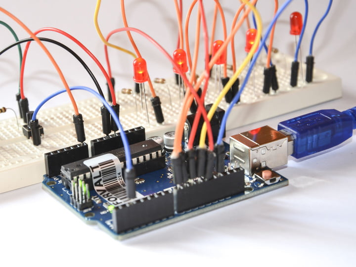 Arduino Projects for High School Students