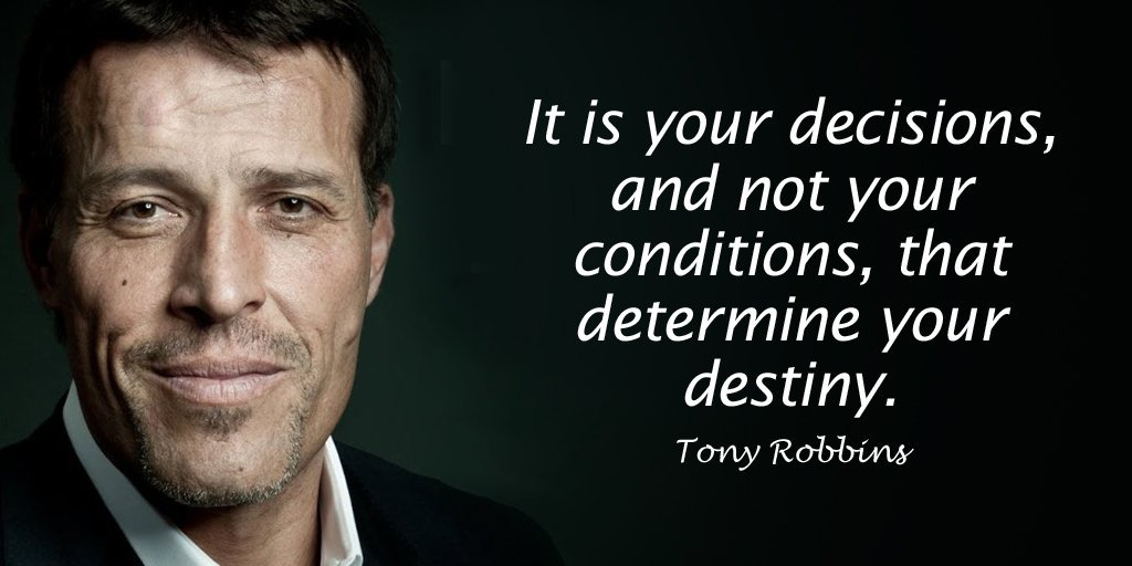 Best Tony Robbins Books for Inspiring Yourself