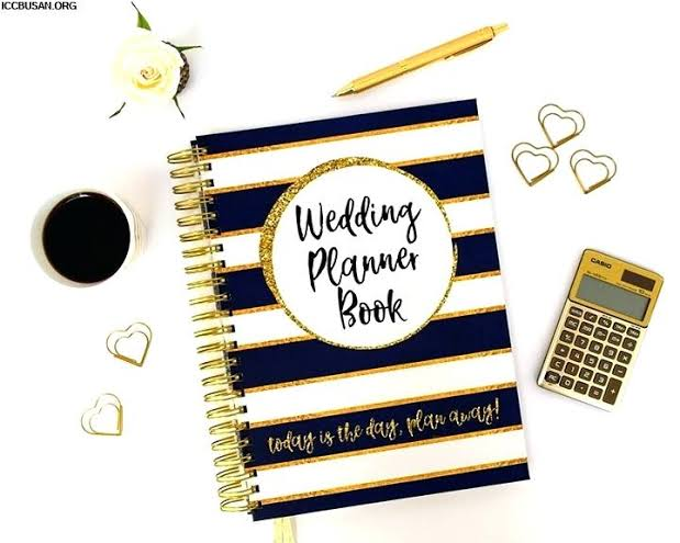 Best Wedding Planner Books for Making your Ceremony Perfect and More Interesting